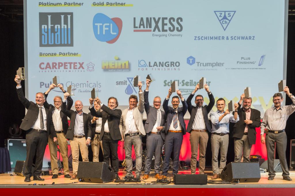 Auszeichnung für TEGEWA Fachgruppe Lederhilfsmittel