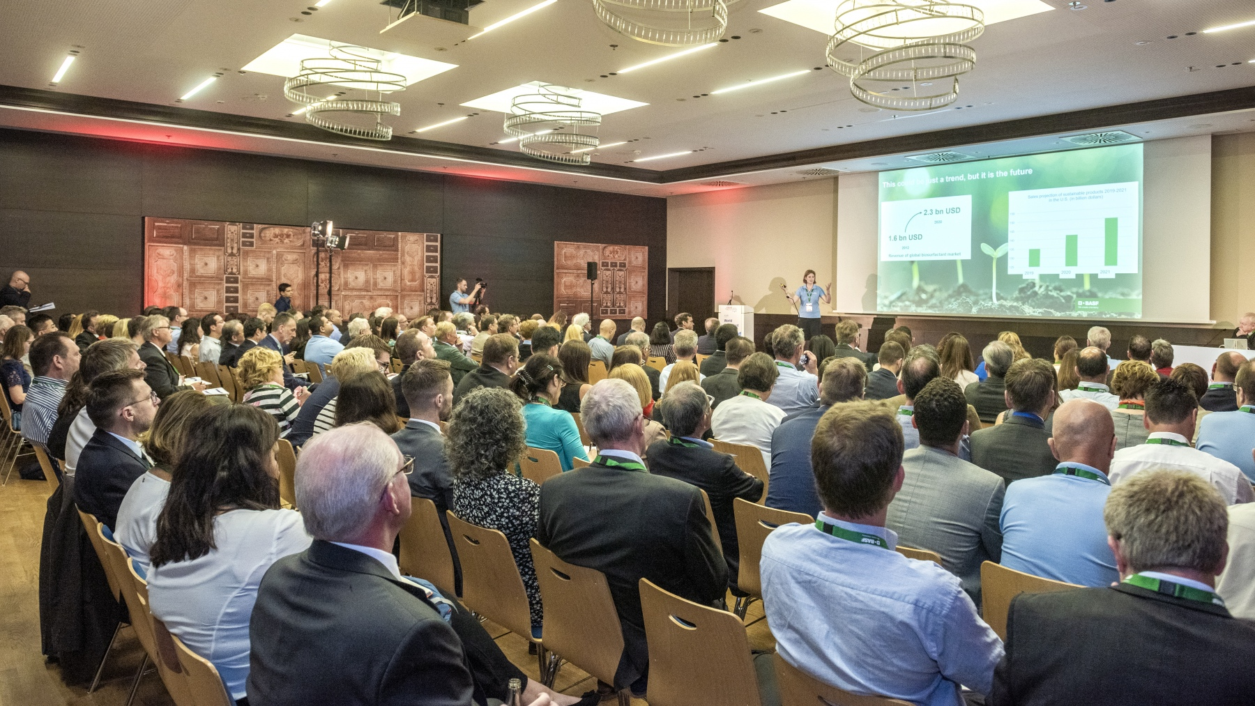 CESIO 2019 in Munich, Germany